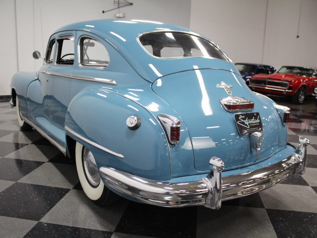 Cash For Cars Dallas >> 1947 Chrysler Windsor | Streetside Classics - The Nation's ...