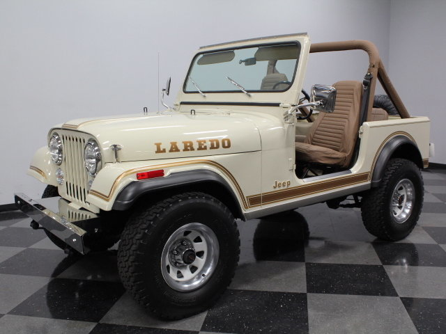 For Sale: 1985 Jeep