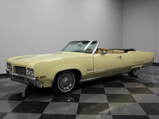 For Sale: 1970 Oldsmobile Ninety-Eight