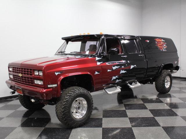 For Sale: 1990 Chevrolet R/V 3500