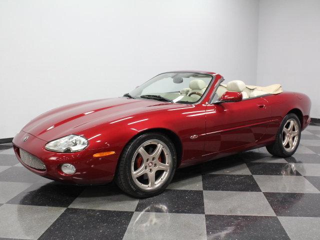 For Sale: 2001 Jaguar XK8