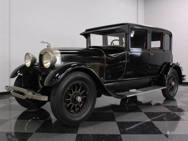 For Sale: 1927 Lincoln Sedan