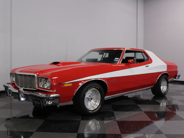 Ford Dealership Dallas >> 1976 Ford Gran Torino | Streetside Classics - The Nation's ...