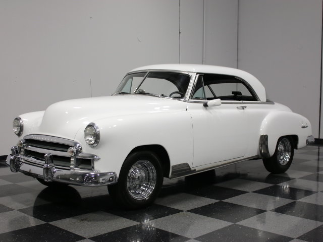 For Sale: 1950 Chevrolet Bel Air