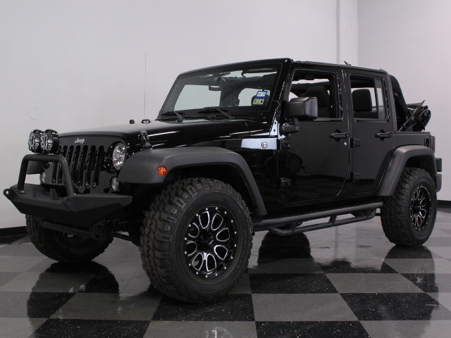 For Sale: 2014 Jeep Wrangler