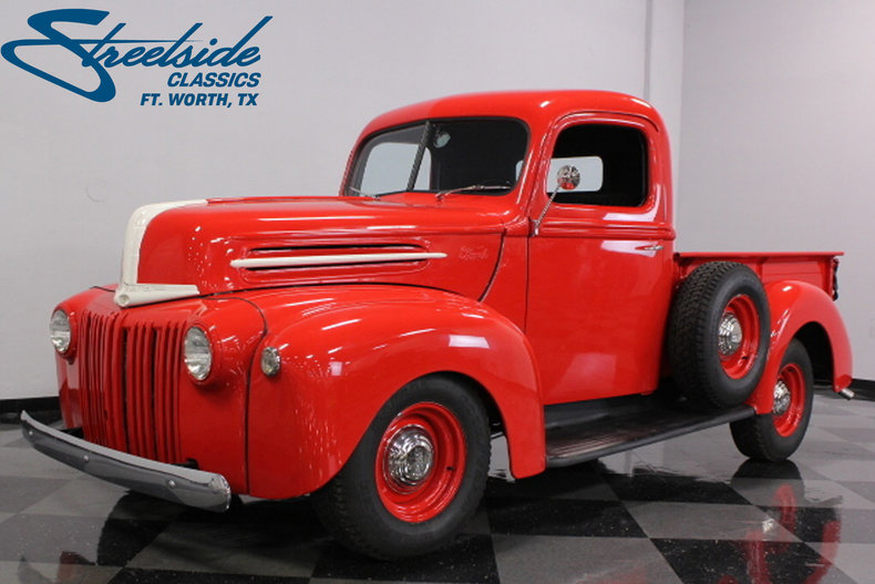 For Sale: 1945 Ford 1/2 Ton Pickup