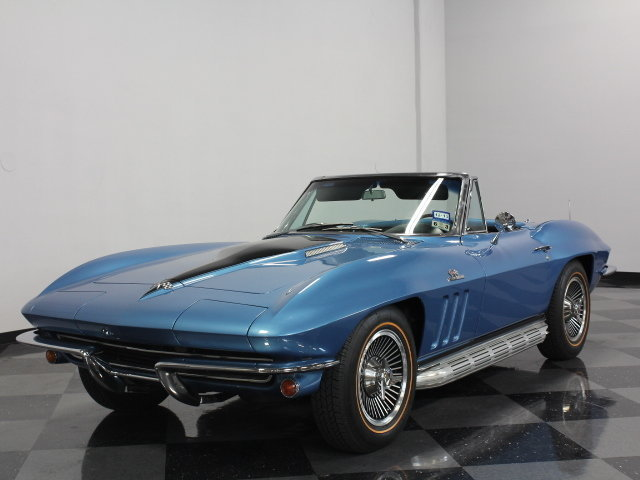 For Sale: 1965 Chevrolet Corvette