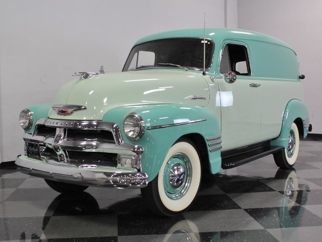 For Sale: 1954 Chevrolet