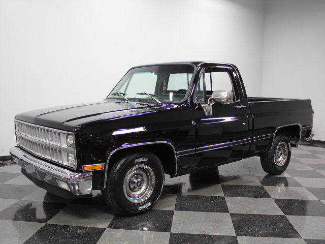 For Sale: 1982 Chevrolet Silverado