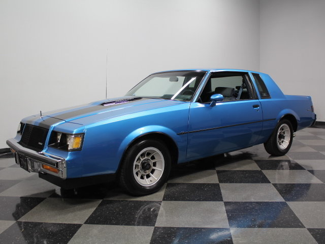 For Sale: 1987 Buick Regal