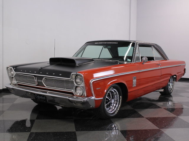 For Sale 1966 Plymouth Fury