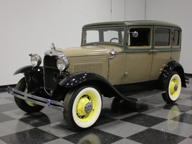 For Sale: 1931 Ford Model A