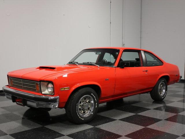 For Sale: 1975 Chevrolet Nova