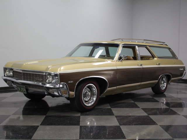 For Sale: 1970 Chevrolet Kingswood