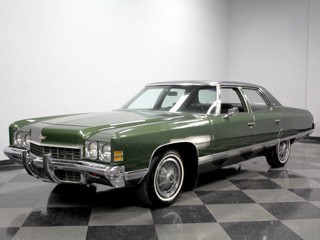 1972 chevrolet caprice for sale 34274 mcg. Black Bedroom Furniture Sets. Home Design Ideas