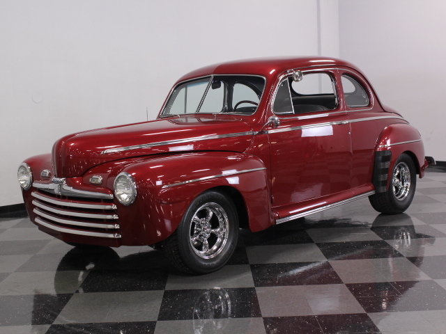 For Sale: 1947 Ford Coupe