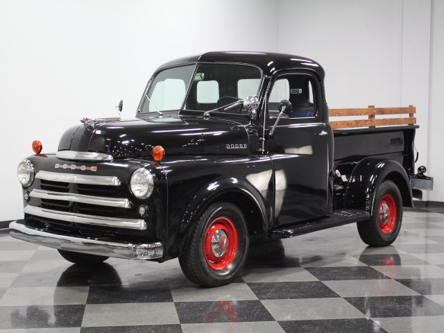 For Sale: 1948 Dodge B-Series Truck
