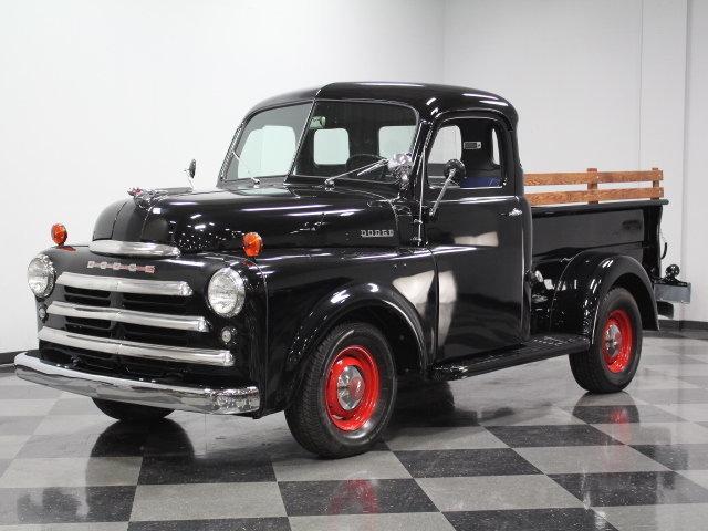 1948 Dodge B-Series Truck