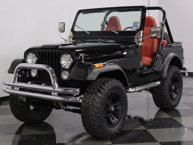 For Sale: 1982 Jeep