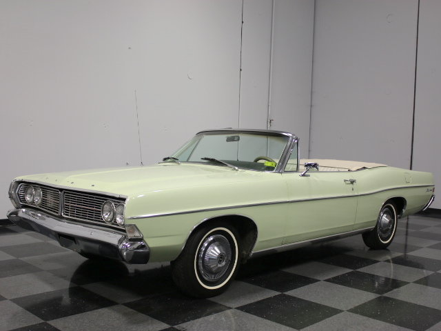 For Sale: 1968 Ford Galaxie