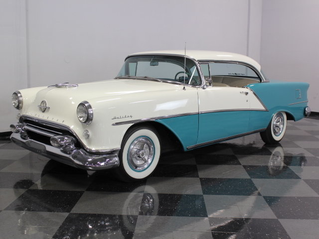 For Sale: 1954 Oldsmobile Ninety-Eight