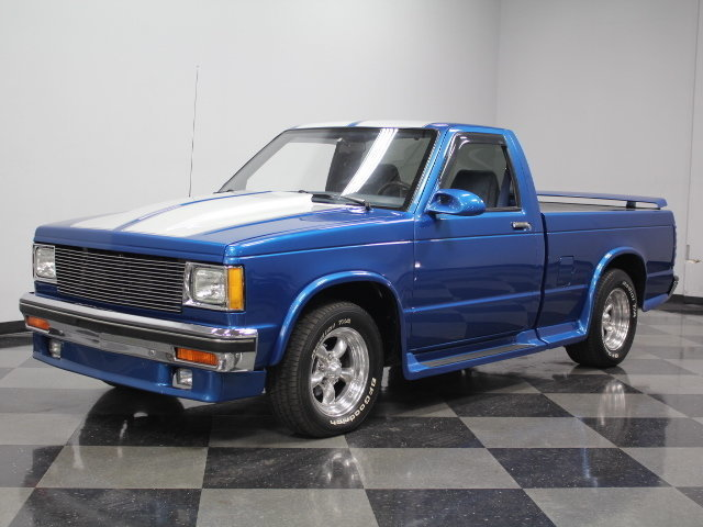 For Sale: 1985 Chevrolet S-10