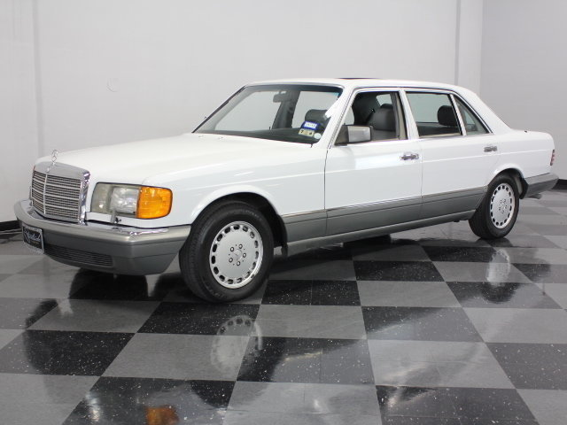 For Sale: 1988 Mercedes-Benz 420SEL