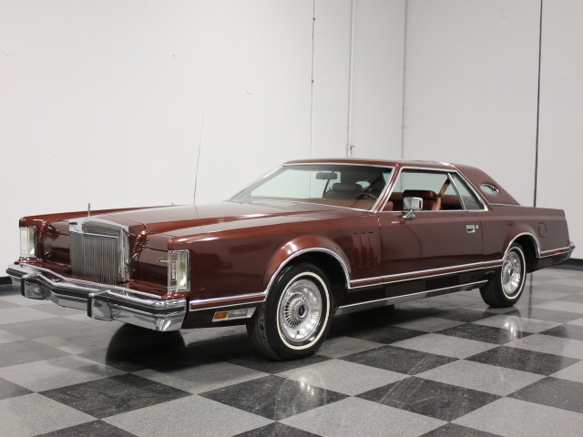For Sale: 1977 Lincoln Mark V