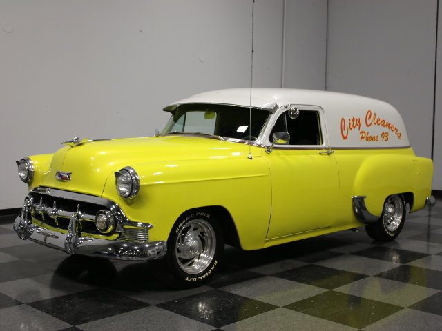 For Sale: 1953 Chevrolet Panel Delivery