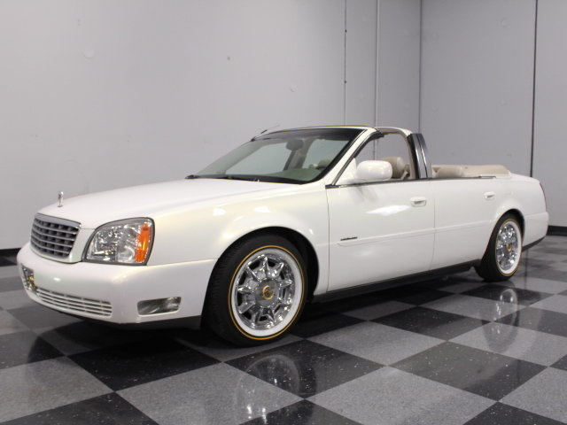 2004 Cadillac Deville Streetside Classics The Nation S