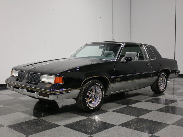 For Sale: 1987 Oldsmobile Cutlass