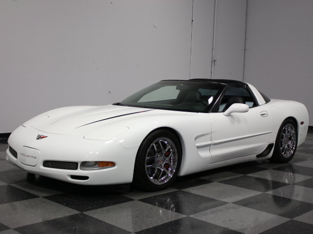 For Sale: 1999 Chevrolet Corvette