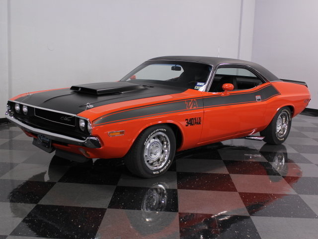 For Sale: 1970 Dodge Challenger