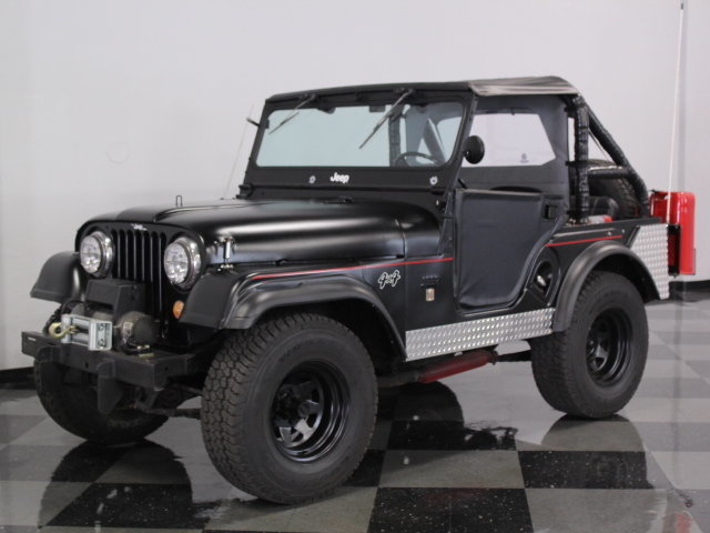 For Sale: 1966 Jeep CJ5