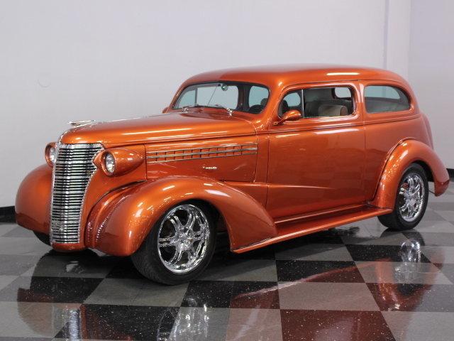 For Sale: 1938 Chevrolet Sedan