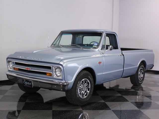 For Sale: 1967 Chevrolet C20