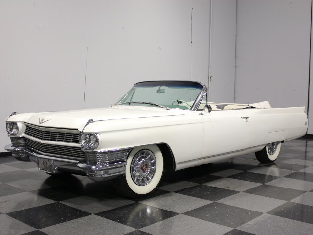 For Sale: 1964 Cadillac Coupe DeVille