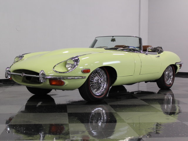 For Sale: 1969 Jaguar XKE Roadster