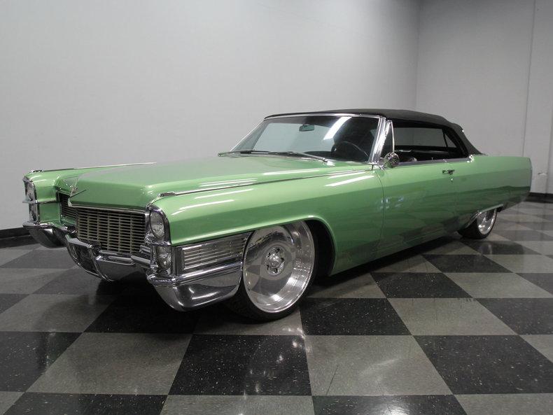 For Sale: 1965 Cadillac DeVille
