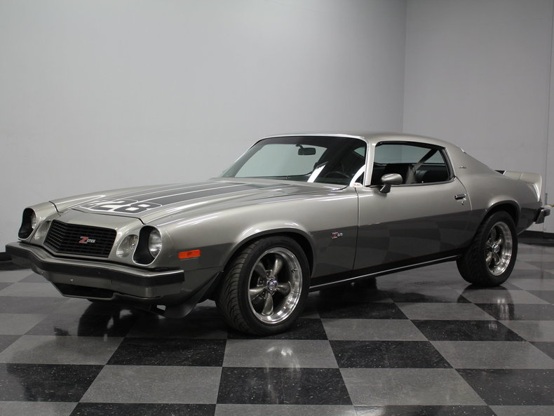 For Sale: 1974 Chevrolet Camaro
