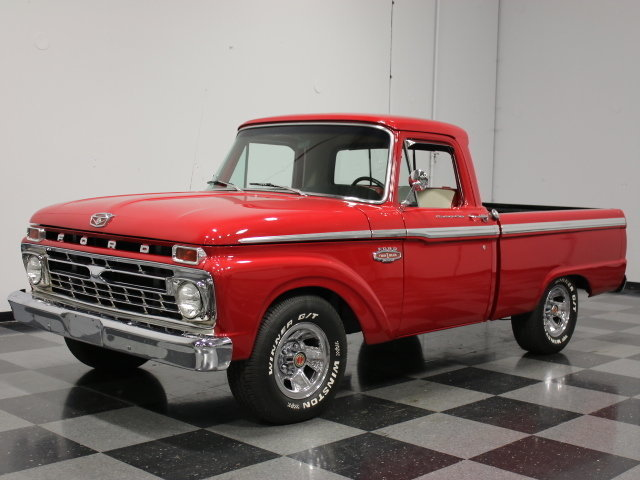 For Sale: 1966 Ford F-100