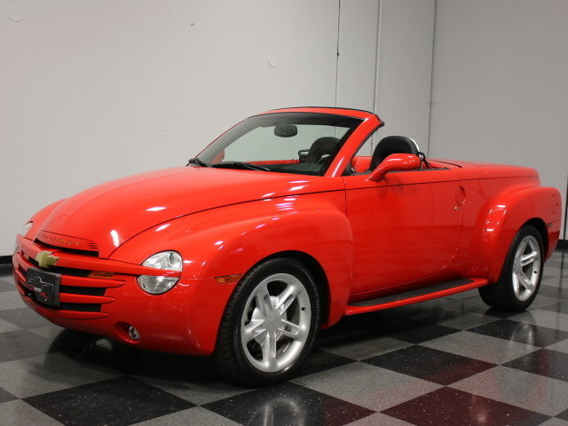 For Sale: 2003 Chevrolet SSR