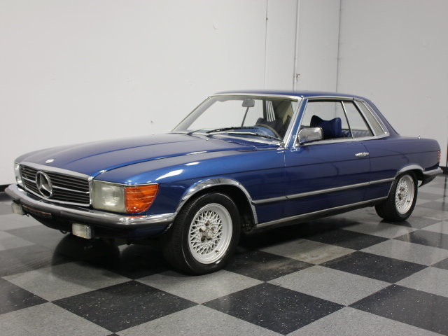 For Sale: 1978 Mercedes-Benz 450SLC