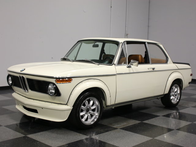 For Sale: 1970 BMW 2002
