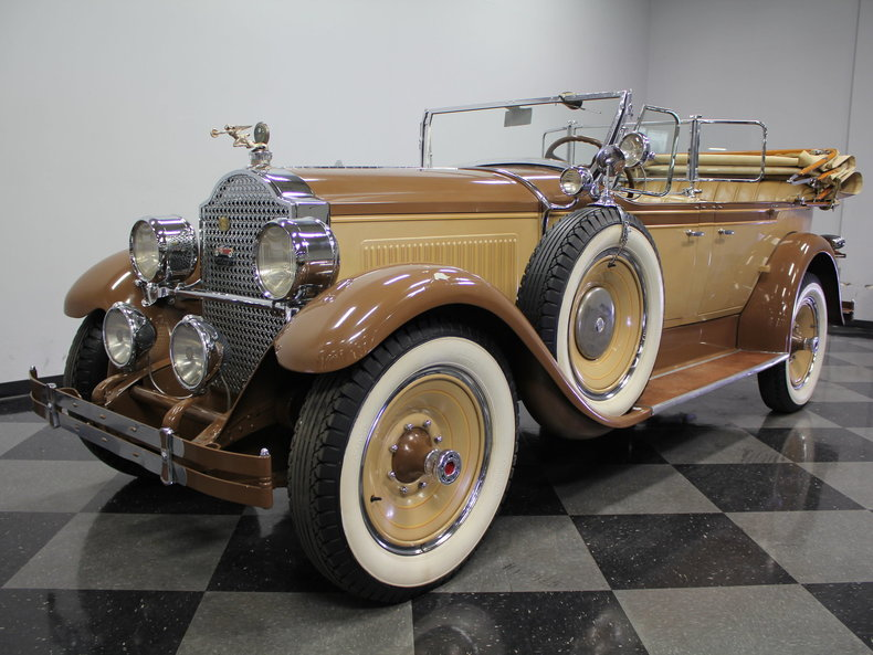 For Sale: 1928 Packard 526 Phaeton