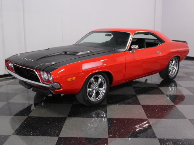 For Sale: 1972 Dodge Challenger
