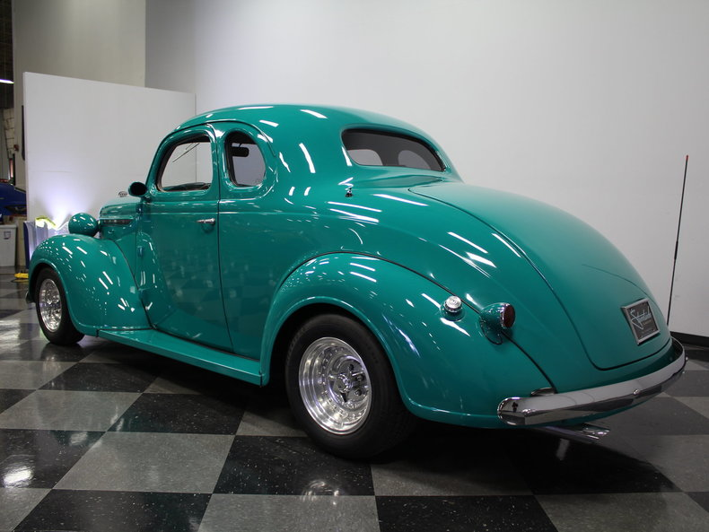 1938 Plymouth Business Coupe Streetside Classics The