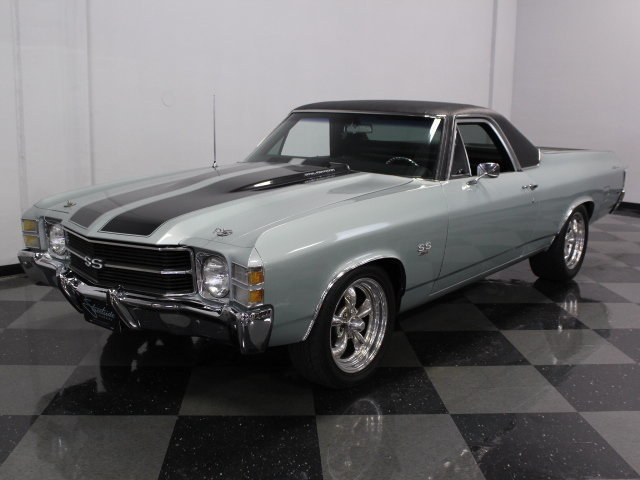 For Sale: 1971 Chevrolet El Camino
