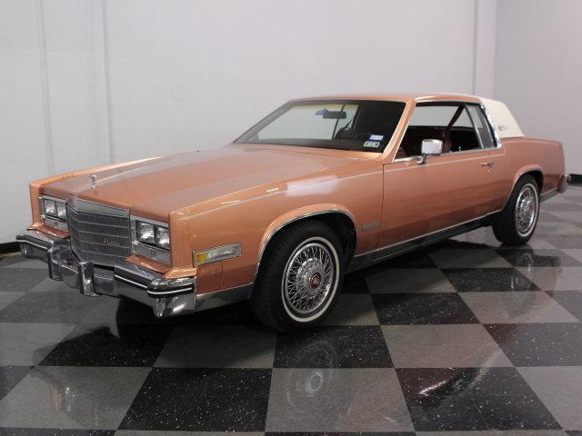 For Sale: 1982 Cadillac Eldorado