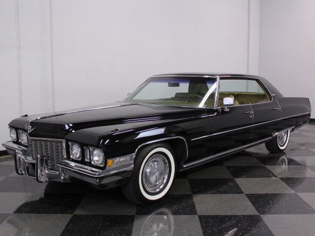 1972 cadillac streetside classics the nation 39 s trusted for Wall street motor cars